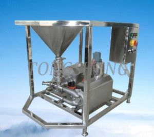 Powder Induction and Dispersion System