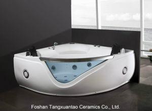 2015 New Hot Sale Acrylic Massage Bathtub (KB202) pictures & photos
