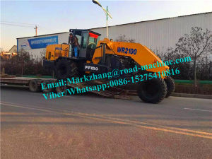 Wr2100 Multifunctional Cold Recycling Asphalt Road Paving Machinery 2100 Mixing Width