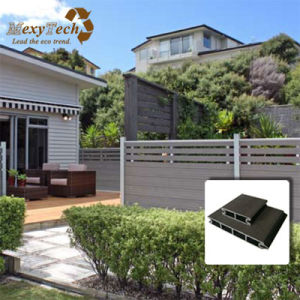 Outdoor Fence, WPC Aluminium Fence Balustrade, Wood Fence Panel pictures & photos