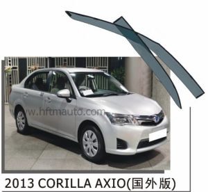 2013 Corolla Axio Window Visor for Toyota pictures & photos