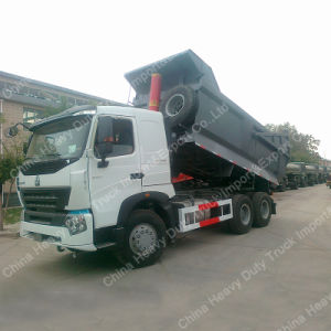 Dump Truck Sinotruk HOWO Tipper 6X4 Dumper 350HP pictures & photos