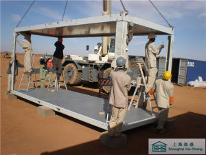 Shipping Portable Mining Camp Villa in South Africa (shs-fp-camp075) pictures & photos