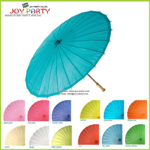 Paper Umbrella for Party Stage Hall Decoration pictures & photos