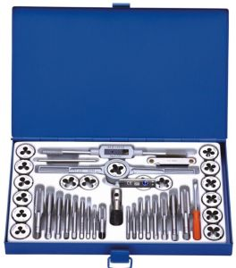 Alloy Steel 40PCS Tap and Die Set pictures & photos