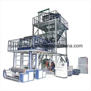 One Layer 1500mm Widt High&Low Pressure Film Blowing Machine pictures & photos