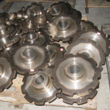High Quality Motorcycle Sprocket/Gear/Bevel Gear/Transmission Shaft/Mechanical Gear115 pictures & photos