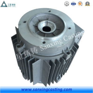 Motor Housing Alloy Steel Die Casting with OEM Service pictures & photos