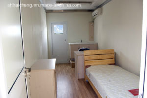 Mobile House for Livingroom with Complete Furniture (SHS-fp-camp002) pictures & photos
