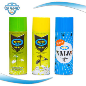 Quick Effect Insecticide Aerosol Spray Direct From Manufacture / Insect Killer Spray pictures & photos