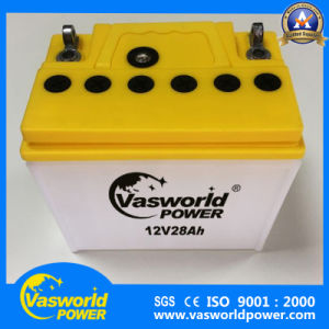 12V Field Mower Battery for The Lawn Mower Battery Made in China pictures & photos