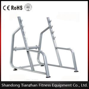 Tz-6051 Gym Use Squat Rack Gym Machine for Wholesale pictures & photos