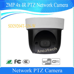 Dahua 2MP 4X PTZ IP Digital Video CCTV Camera (SD29204T-GN-W) pictures & photos