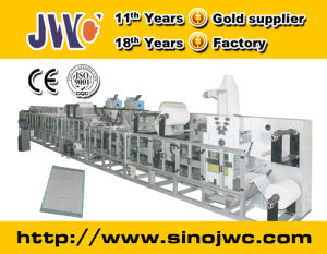 Under Pad Puppy Pad Making Machine (JWC-CFD) pictures & photos