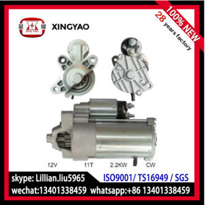 Str61815 32505 Engine Starter Motor for Ford Focus Volvo (2-2844-FD) pictures & photos