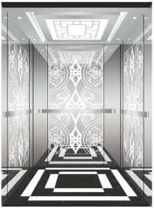 German Professional Vvvf Drive Home Villa Elevator (RLS-219) pictures & photos
