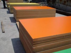 Laminated Board Fiber Board pictures & photos