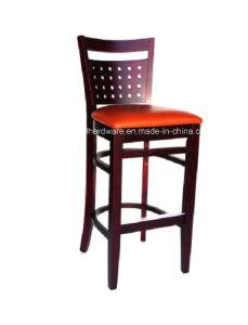 Wooden Chair for Leisure Restaurant