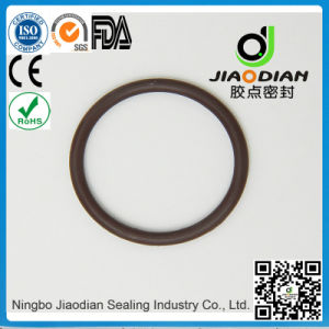 NBR Brown O Rings of Size Range as 568, JIS2401 on Short Lead Time with SGS CE RoHS FDA Cetified (O-RINGS-0089)