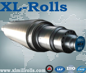 Xl Mill Rolls Cr 4-5 Alloy Forged Steel Rolls pictures & photos