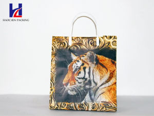 Animal Non-Woven Handheld Shopping Bag pictures & photos