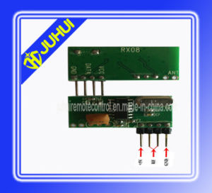 Receiver Board for Remote Controller (JH-RX08) pictures & photos