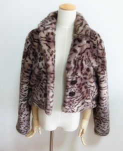 Women′s Coats Artificial Wool Clothes Coats Es1503-C pictures & photos