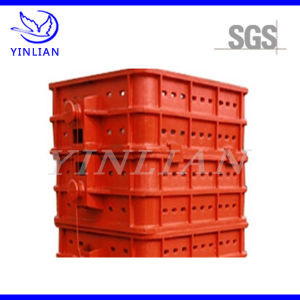 OEM Sand Casting Mould Box/Flask for Casting Production Line
