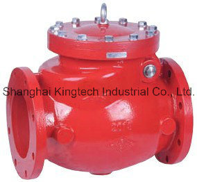 UL/FM Approval Swing Check Valve pictures & photos