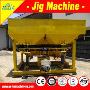 Alluvial Gold Beneficiation Machine Jig Machine pictures & photos