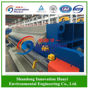 Plate and Filter Press Machine for Minin as Dewatering pictures & photos