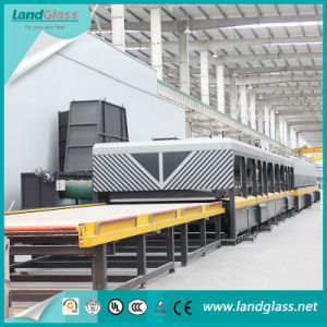 Landglass CE Approved Jet Convection Tempering Glass Furnace for Sale pictures & photos