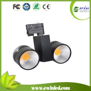 2*10W COB LED Track Light with CE and RoHS pictures & photos