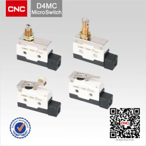 D4mc Series CNC Mini Micro Switches pictures & photos