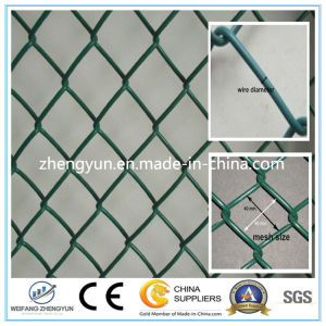 Galvanized Chain Link Fence for Sports Field pictures & photos