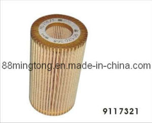 Oil Filter Element for GM/Opel (OEM NO.: 9117321)