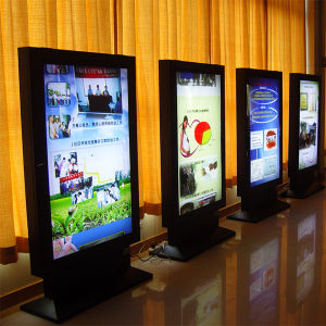 LED Scrolling Light Box for Advertising Display pictures & photos