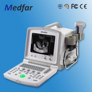 Portable Vet Black&White Ultrasound MFC380V pictures & photos