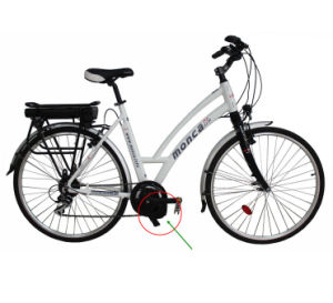 Urban Electric Bike with 250W Middle Driven Motor pictures & photos
