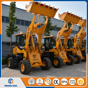 China Mini Wheel Loader Zl16 Front Loader Attachment (1.2 ton) pictures & photos