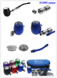 Hot Sale! 2014 New Style Colorful Appearance E Pipe K1000