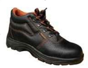 Rubber Sole Industrial Safety Shoes X040 pictures & photos