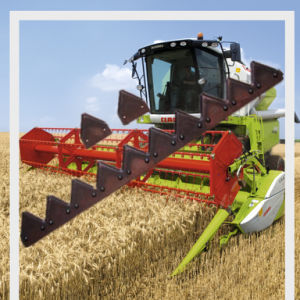 Usde on Cls Combine Harvester Knife Section pictures & photos