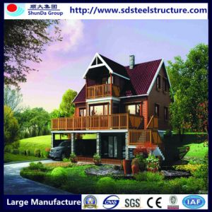 2017 Hot Sale Light Weight Prefab House pictures & photos