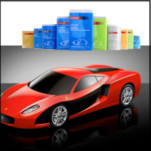 High Gloss Heat Resistant Car Paint Clear Varnish Coating