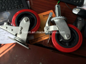 Top Quality Best Sell Hospital Caster and Scaffold Wheel pictures & photos