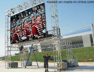 Full Color Outdoor P5.95 with Rental LED Video Display
