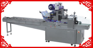 Automatic Pllastic Bag Bread Packing Machine pictures & photos