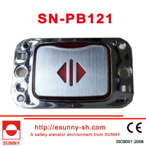 Illuminated Elevator Push Button (SN-PB121) pictures & photos
