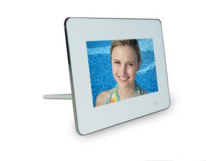 7 Inch Basic Function Mirror Digital Photo Frame